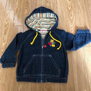 ミキハウス(mikihouse)のジャケット 80cm(ジャケット/コート)