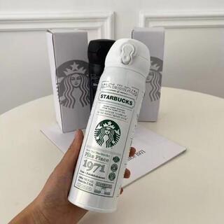 Starbucks Coffee - 【新品未使用】 韓国限定 スターバックス サーモス 500ml 水筒 タンブラー