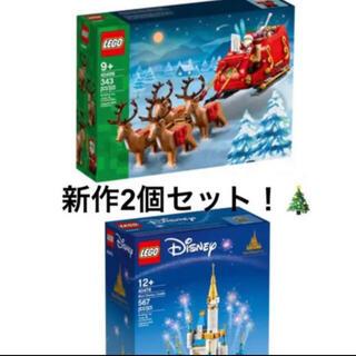 Lego - レゴ Lego ミニキャッスル ソリ 40478 40499
