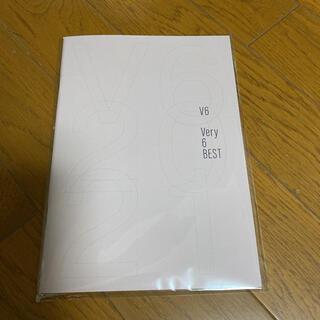 ブイシックス(V6)のV6  Very6 BEST 特典 通常盤特典 ミニ冊子(アイドルグッズ)