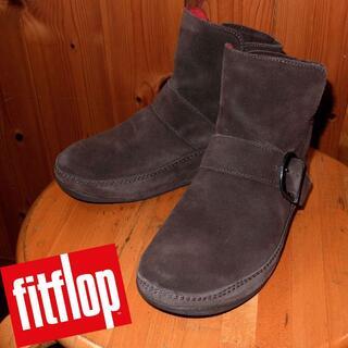 フィットフロップ(fitflop)のfitflop:フィットフロップ アンクルブーツ EU37(ブーティ)