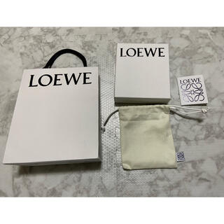LOEWE - LOEWE ロエベ ろえべ 空箱 ショッピングバッグ