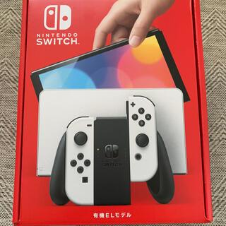 ニンテンドースイッチ(Nintendo Switch)の任天堂 switch 有機EL 新品未使用(家庭用ゲーム機本体)