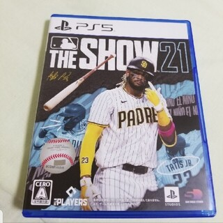 MLB The Show 21(英語版) PS5(家庭用ゲームソフト)