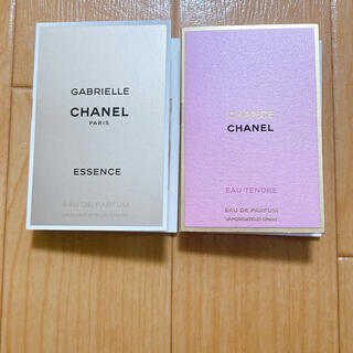 CHANEL - CHANEL シャネル 人気 フレグランス 香水 サンプル2種セット