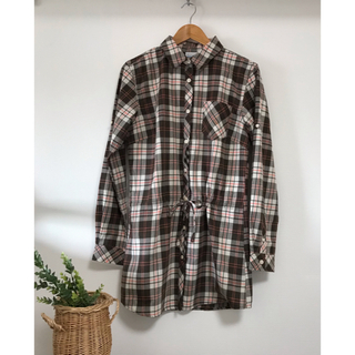 コロンビア(Columbia)のシャツ ロングシャツ(シャツ/ブラウス(長袖/七分))
