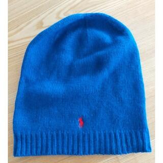 ポロラルフローレン(POLO RALPH LAUREN)のラルフローレンニット帽(ニット帽/ビーニー)