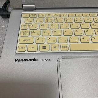 Panasonic - Panasonic CF-AX2. 完動品 win10 最終価格