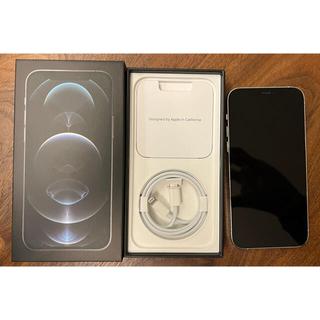 iPhone - 美品 iPhone12pro 128 SIMフリー シルバー