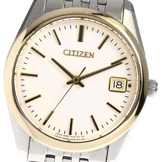 シチズン(CITIZEN)のシチズン ザ・シチズン A660-H25195 メンズ 【中古】(腕時計(アナログ))