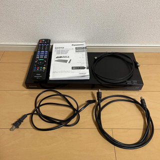 Panasonic - Panasonic ブルーレイ DIGA DMR-BRW1050