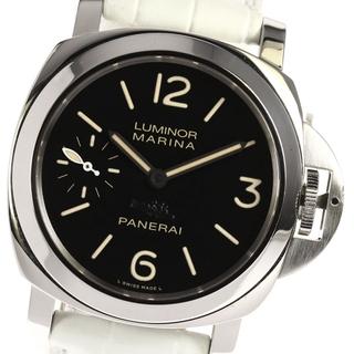 パネライ(PANERAI)の☆良品 パネライ ルミノールマリーナ PAM00463 メンズ 【中古】(腕時計(アナログ))