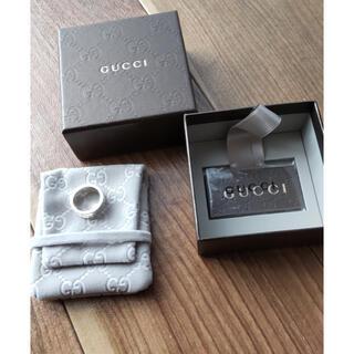 Gucci - 未使用品 GUCCI指輪
