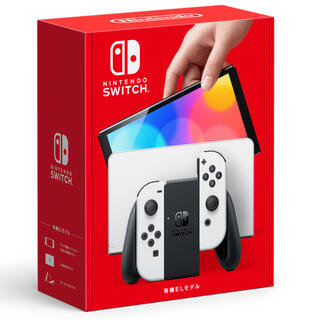 Nintendo Switch NINTENDO SWITCH (ユウキELモデ(家庭用ゲーム機本体)