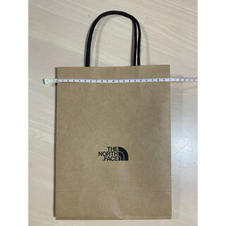 THE NORTH FACE - ノースフェイス ショップ袋 紙袋 S サイズ1枚