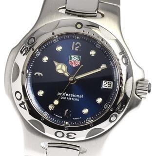 タグホイヤー(TAG Heuer)の☆良品  タグホイヤー キリウム  WL1213-0 ボーイズ 【中古】(腕時計(アナログ))