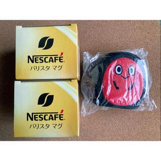 ネスレ(Nestle)のバリスタマグ バリスタ貯金箱 セット(グラス/カップ)