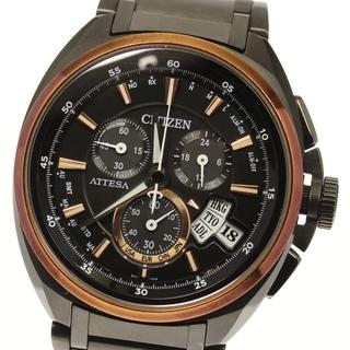 シチズン(CITIZEN)のシチズン アテッサ ATD53-3011 メンズ 【中古】(腕時計(アナログ))
