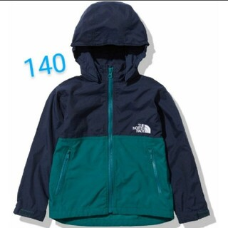 THE NORTH FACE - 新品 THE NORTH FACE キッズ コンパクトジャケット 140