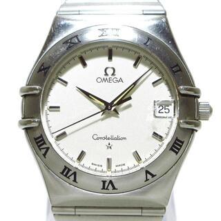 オメガ(OMEGA)のオメガ 腕時計 コンステレーション 白(腕時計)