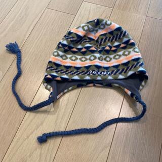モンベル(mont bell)の帽子、モンベル、冬(登山用品)