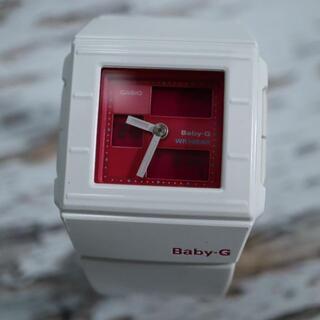 カシオ(CASIO)の【稼働品】ベイビーG カシオ 腕時計 レディース クォーツ(腕時計)