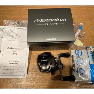 SHIMANO - 【シマノ】20 メタニウム HG LEFT 左(11BB/XG用ハンドル付)