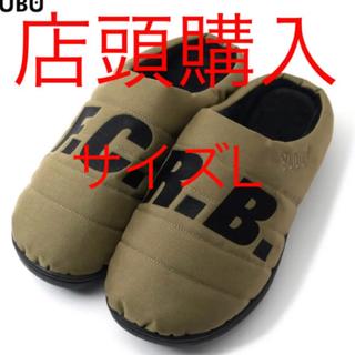 エフシーアールビー(F.C.R.B.)のFCRB subu sandal L(サンダル)