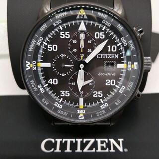 シチズン(CITIZEN)の日本未発売 CITIZEN エコドライブ  クロノグラフ(腕時計(アナログ))