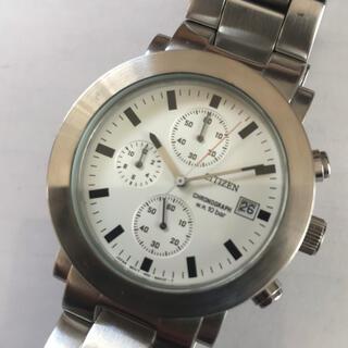 シチズン(CITIZEN)のシチズン  腕時計 メンズ クロノグラフ  (腕時計(アナログ))