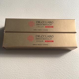 ドクターシーラボ(Dr.Ci Labo)のドクターシーラボ  エンリッチメディカリフトクリーム  MLクリーム 8g×2本(フェイスクリーム)