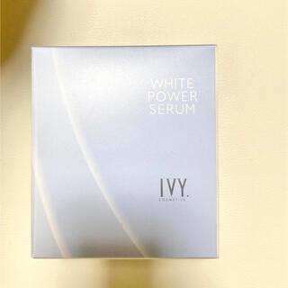 【新品未開封】ホワイトパワーセラム 6点BOX アイビー化粧品