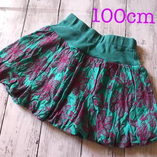 アナスイミニ(ANNA SUI mini)のアナスイミニ バルーンスカート 100cm(スカート)