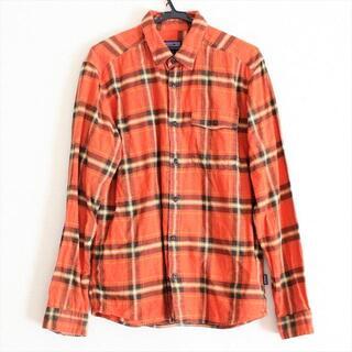 パタゴニア(patagonia)のパタゴニア 長袖シャツ サイズM メンズ -(シャツ)