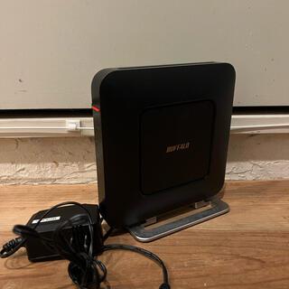 バッファロー(Buffalo)のBUFFALO ルーター WSR-2533DHP Wi-Fi(PC周辺機器)