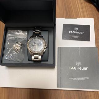 タグホイヤー(TAG Heuer)のTAG HEUER Aquaracer Chronograph(腕時計(アナログ))