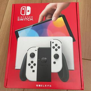 ニンテンドースイッチ(Nintendo Switch)のNintendo Switch 有機ELモデル ニンテンドースイッチ(家庭用ゲーム機本体)