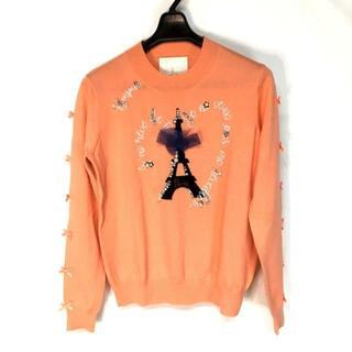 チェスティ(Chesty)のチェスティ 長袖セーター サイズF美品  -(ニット/セーター)