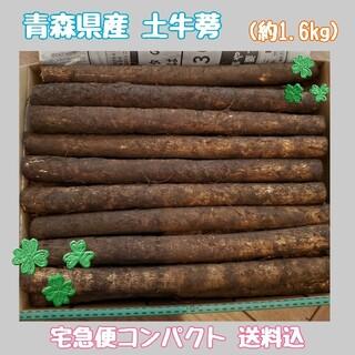 宅急便コンパクト 青森県産 土ごぼう(野菜)