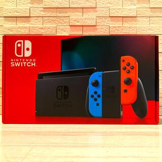 ニンテンドースイッチ(Nintendo Switch)の(tom tom.様専用)ニンテンドースイッチ本体(家庭用ゲーム機本体)