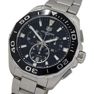 タグホイヤー(TAG Heuer)のタグホイヤー 時計 CAY111A BA0927 アクアレーサー クロノグラフ (腕時計(アナログ))