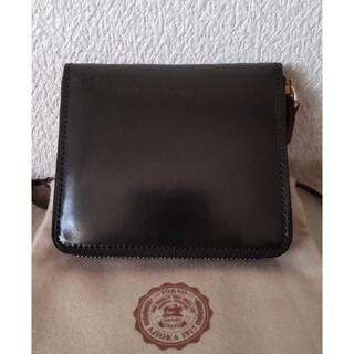 GANZO - GANZO大阪店限定コンパクトジップウォレット