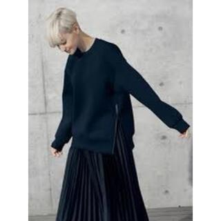UNIQLO - 新品ユニクロ×theoryセオリーコラボスカート