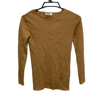 ロンハーマン(Ron Herman)のロンハーマン 長袖セーター サイズXS美品 (ニット/セーター)