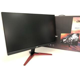Acer - acer ゲーミングモニター 24.5型 フルHD KG251QHbmidpx