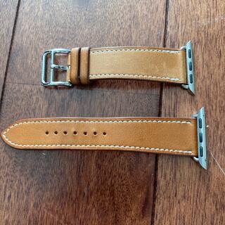 アップルウォッチ(Apple Watch)のアップルウォッチベルト Hermes  エルメス(腕時計)