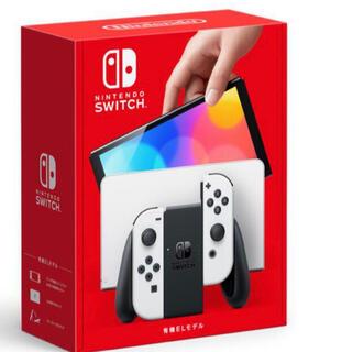 Nintendo Switch 有機ELモデル ホワイト (家庭用ゲーム機本体)