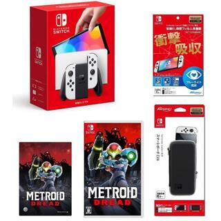 Nintendo Switch - 有機EL switch 5点セット メトロイド
