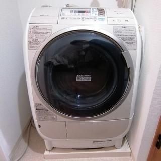 日立 - 日立 HITACHI ビッグドラム BD-V3400 ドラム式洗濯機