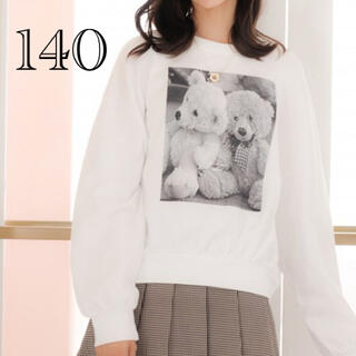 レピピアルマリオ(repipi armario)の秋冬新作 完売品 レピピ トレーナー 140(Tシャツ/カットソー)